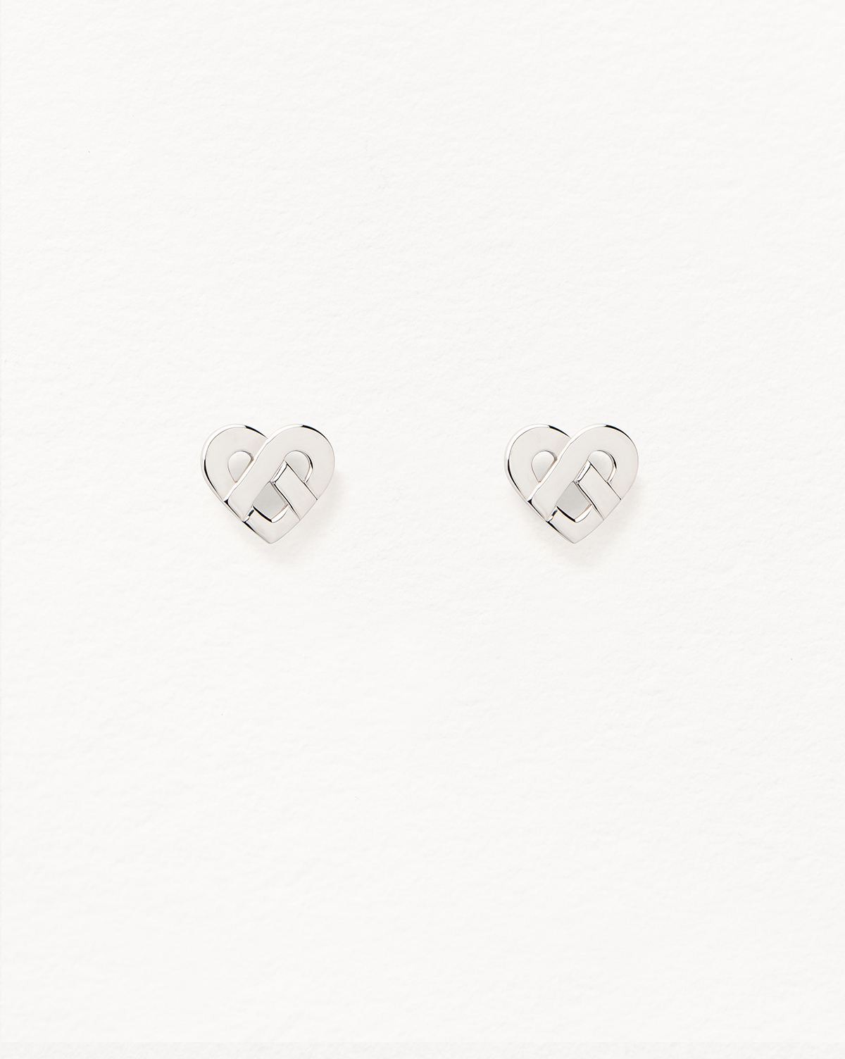 Cœur Entrelacé earrings