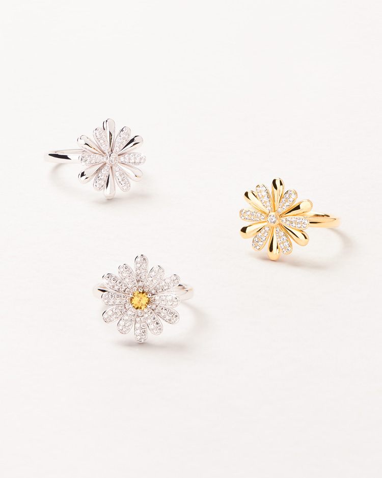 Bague Flower Poiray